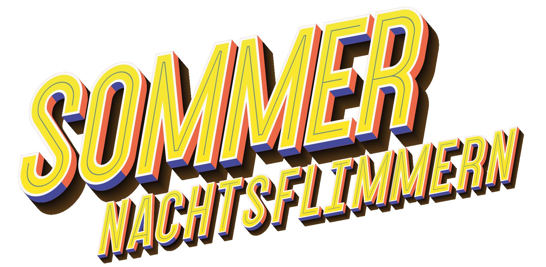 Sommernachtsflimmern